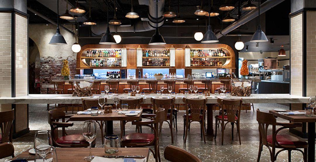 Enzo's Hideaway Tunnel Bar & Restaurant at Disney Springs in Orlando