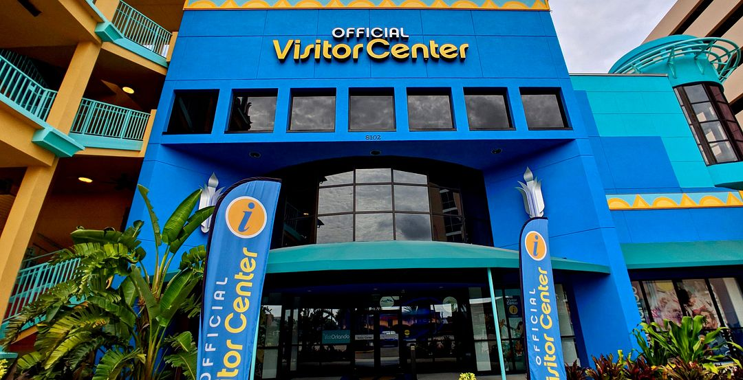 Orlando's Official Visitor Center, Located on International Drive