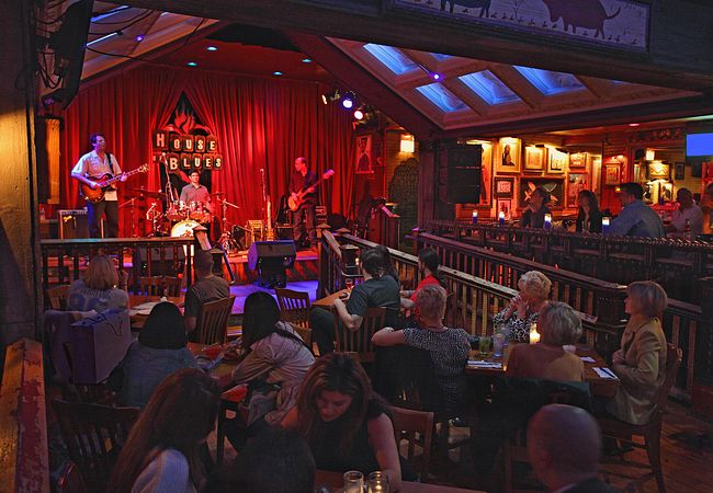 House of Blues at Disney Springs in Orlando