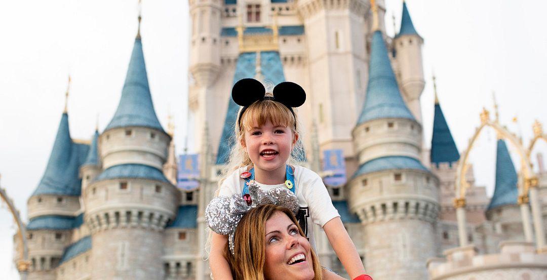 Cinderella Castle at Walt Disney World Resort in Orlando