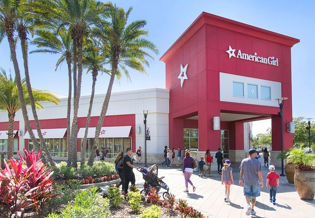American Girl at The Florida Mall in Orlando