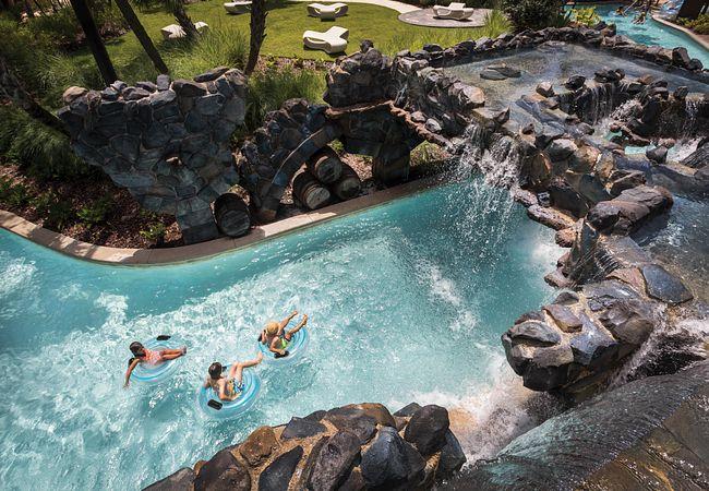Lazy River at Four Seasons Resort Orlando