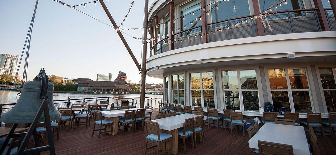 7 Heavenly Restaurants With Outdoor Dining in Orlando