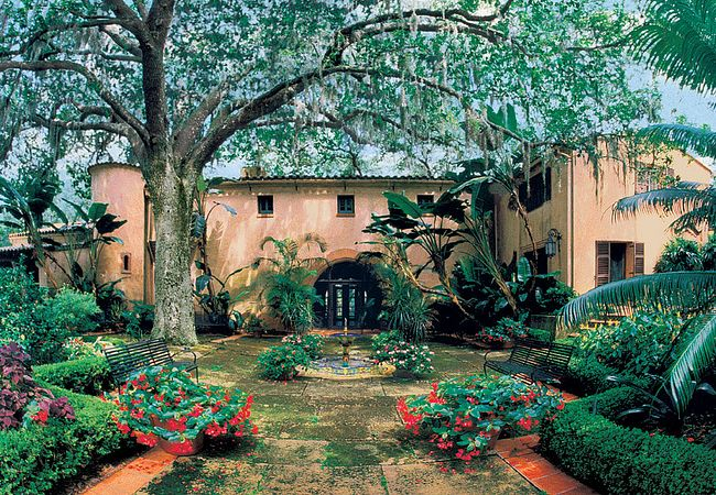Discover Manicured Gardens and Historic Architecture at Bok Tower Gardens in Lake Wales Near Orlando