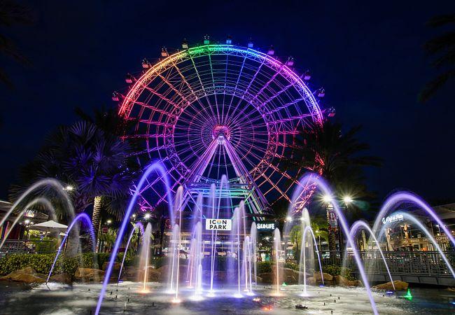 ICON Orlando 360, Home of ICON Orlando
