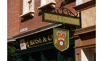 Rose & Crown Pub & Dining Room