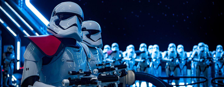 Star Wars: Rise of the Resistance at Walt Disney World Resort in Orlando