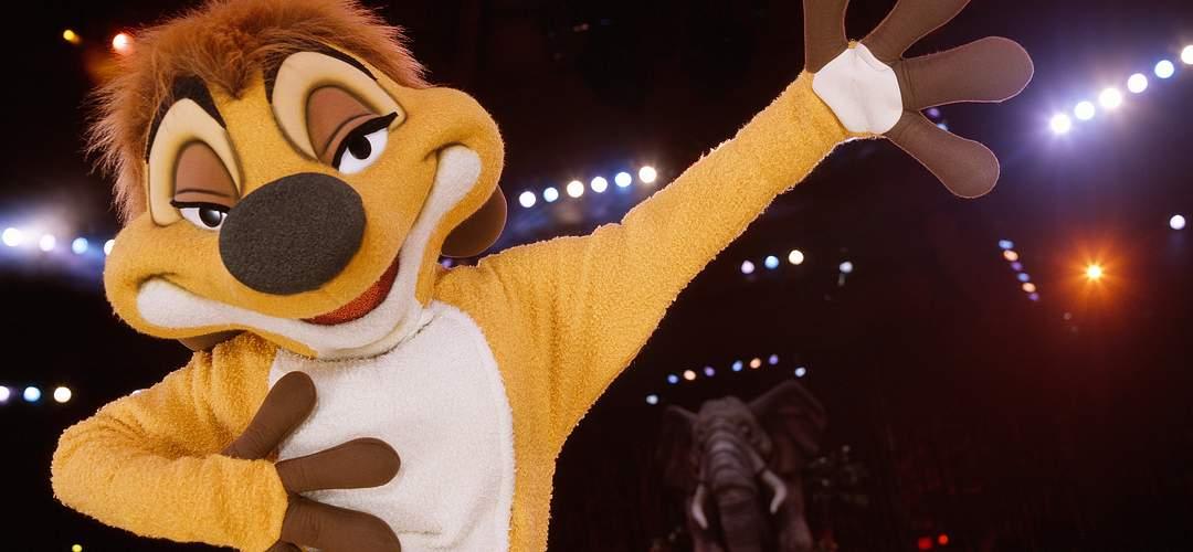 Hakuna Matata Time Dance Party en el parque temático Disney's Animal Kingdom