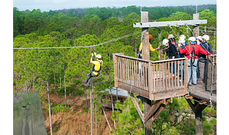 Forever Florida - Ziplines & Adventures in the Wild!