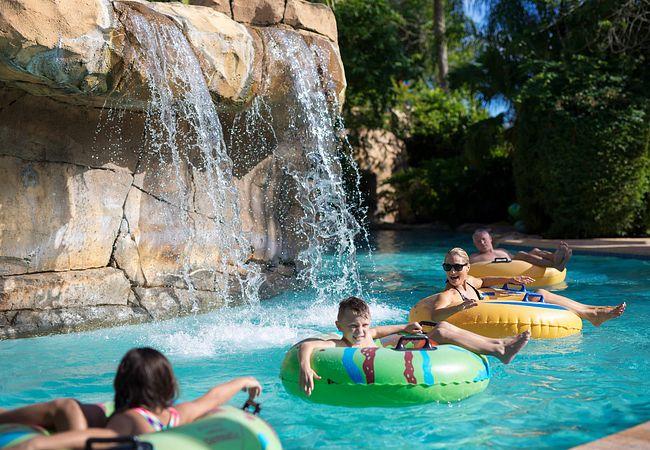 Lazy River at Reunion Resort Near Orlando