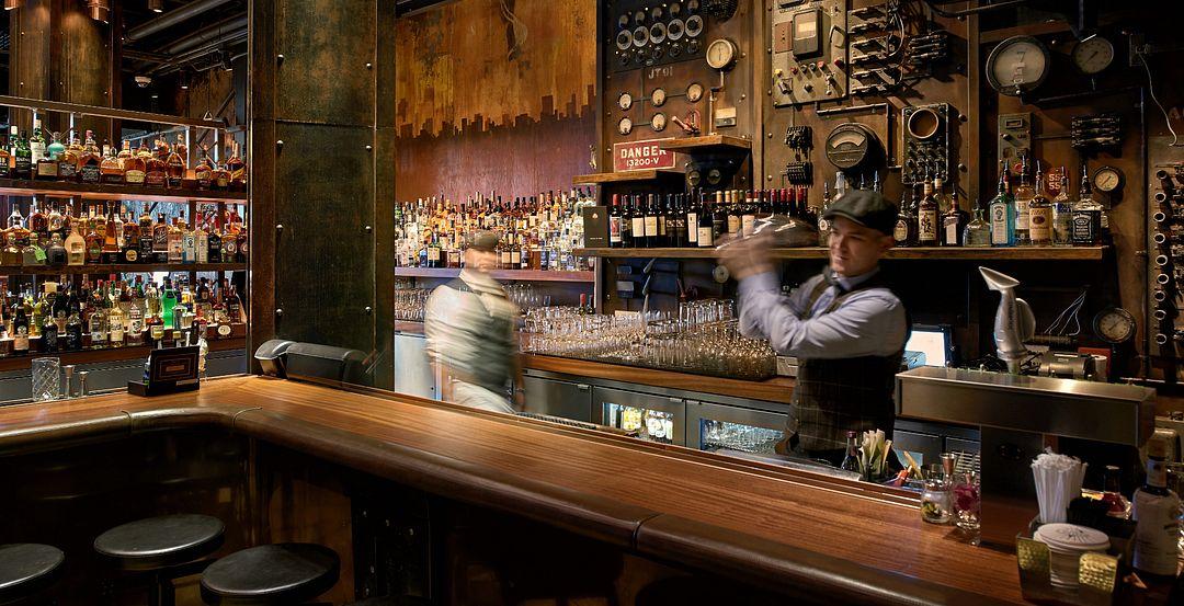 Breaker Bar at The Edison
