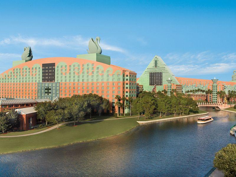 Walt Disney World Swan And Dolphin Resort Find Hotels Resorts
