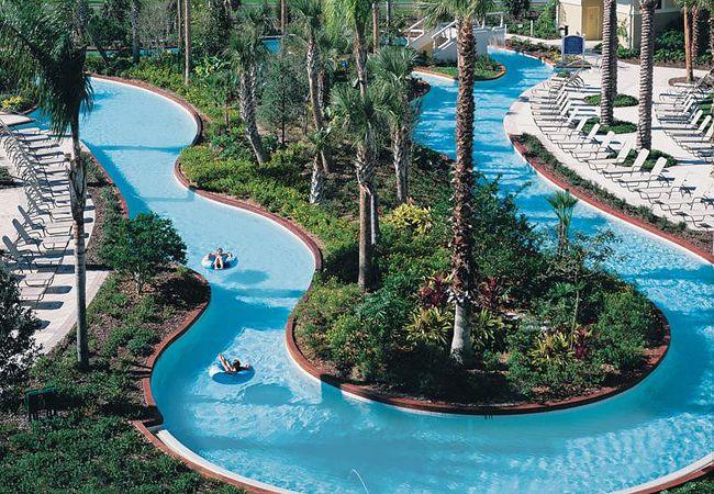 Lazy River at Omni Orlando at ChampionsGate