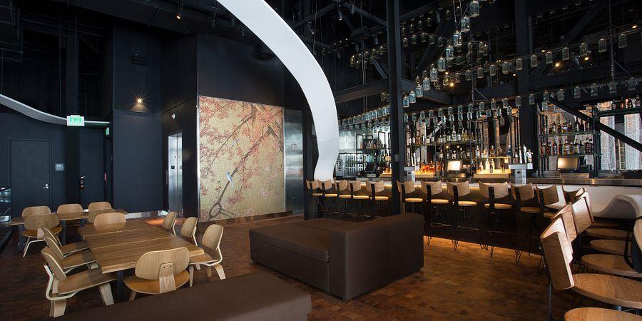 Morimoto Asia's Forbidden Lounge at Disney Springs in Orlando