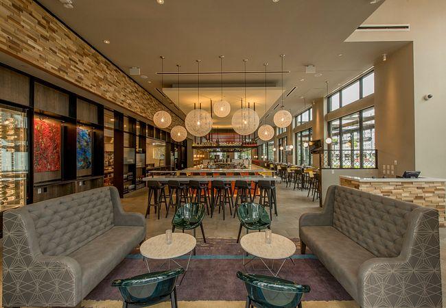 Chroma Modern Bar + Kitchen in Orlando