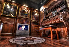 Mansion Murder room at Escapology