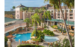 Courtyard Orlando Lake Buena Vista at Marriott Village