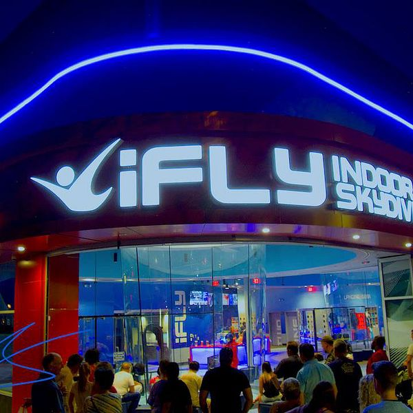 Discounted iFLY Indoor Skydiving Tickets