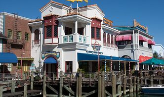 Lombard's Seafood Grille at Universal Studios Florida™