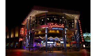 Splitsville Luxury Lanes at Disney Springs­™ West Side