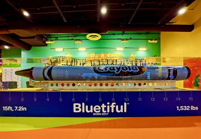 Crayola Experience at The Florida Mall in Orlando
