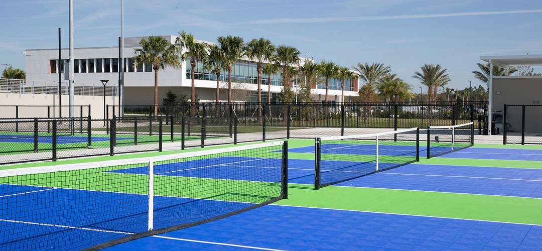 USTA Center in Lake Nona