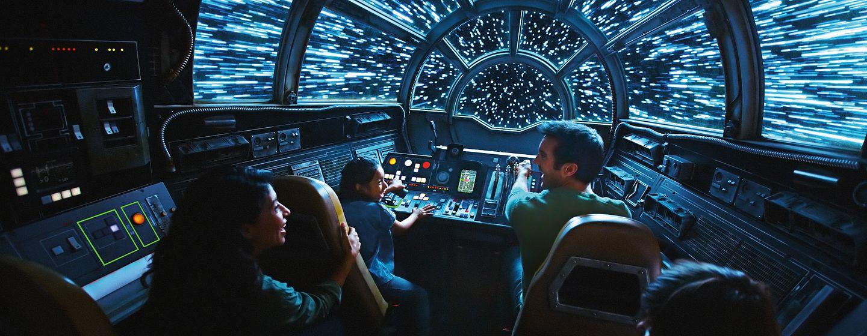 Millennium Falcon: Smugglers Run