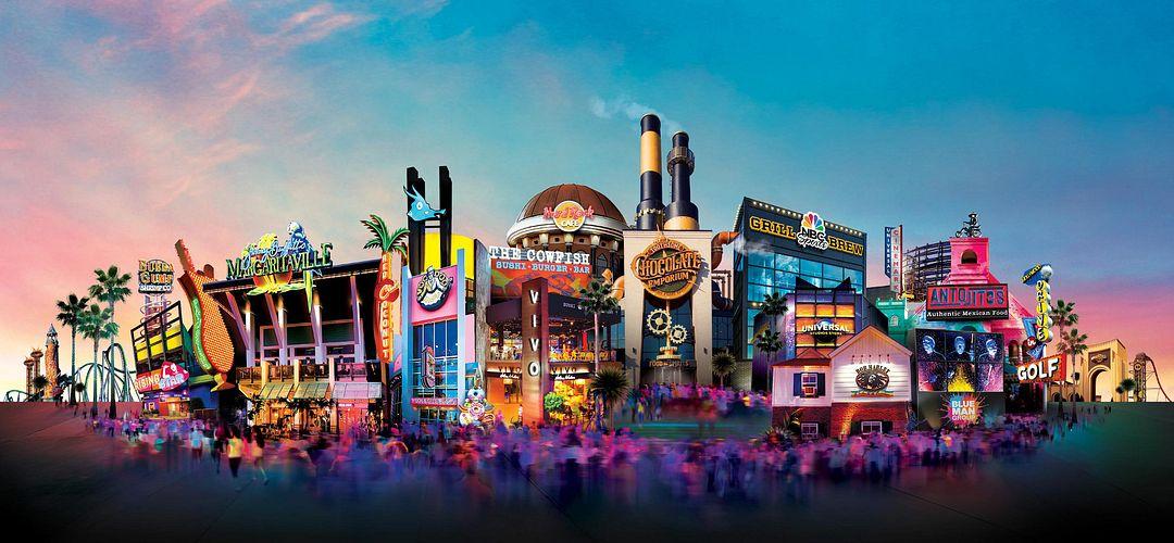 Universal CityWalk at Universal Orlando Resort