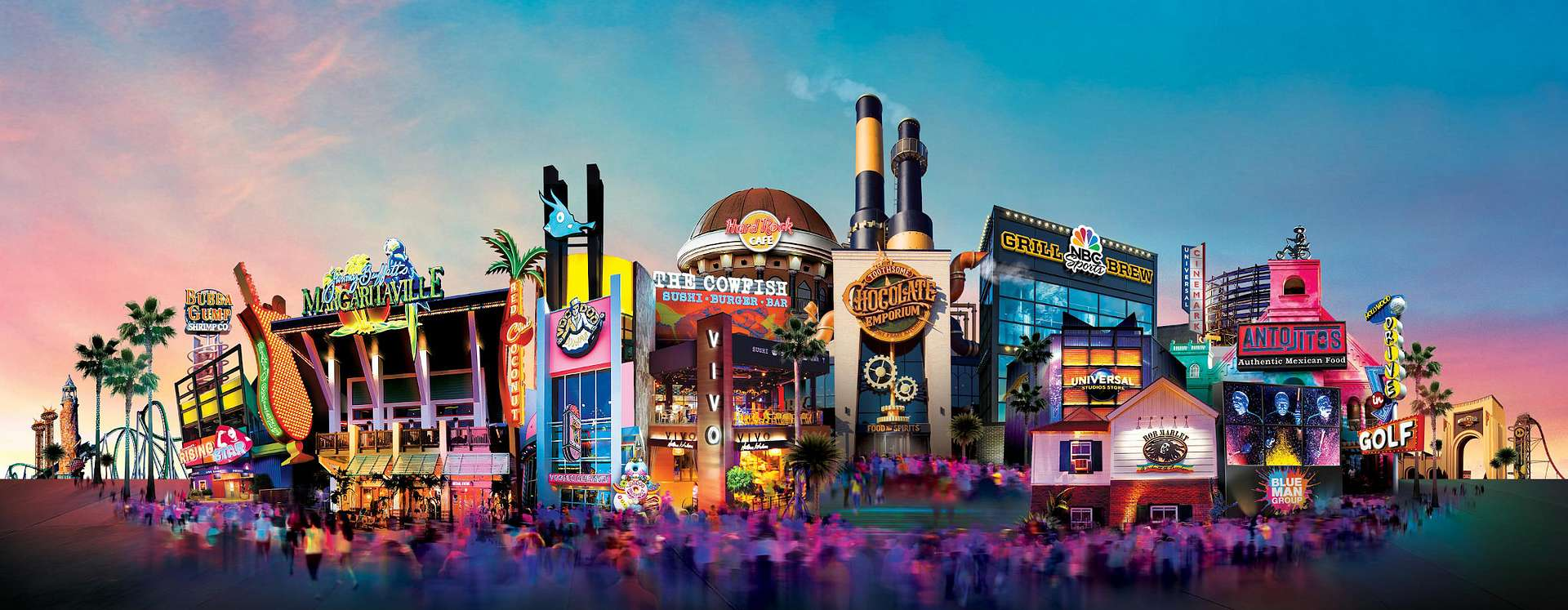 5 Foodie Favorites At Citywalk Universal Orlando Resort