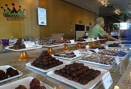 Chocolate Kingdom Factory Tour
