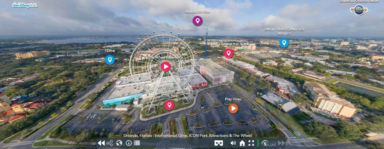 Orlando Virtual Tour