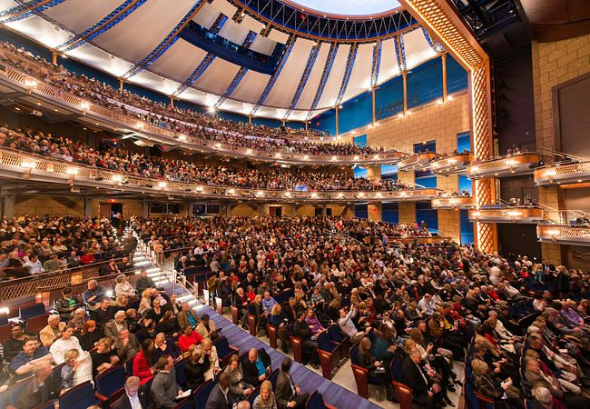 Inside Orlando's Dr. Phillips Center for the Performing Arts