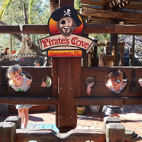 Discounted Pirate's Cove Adventure Golf tickets