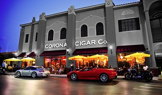 Corona Cigar Company's Superstore & Cigar Bar