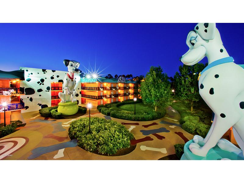 Disney S All Star Movies Resort