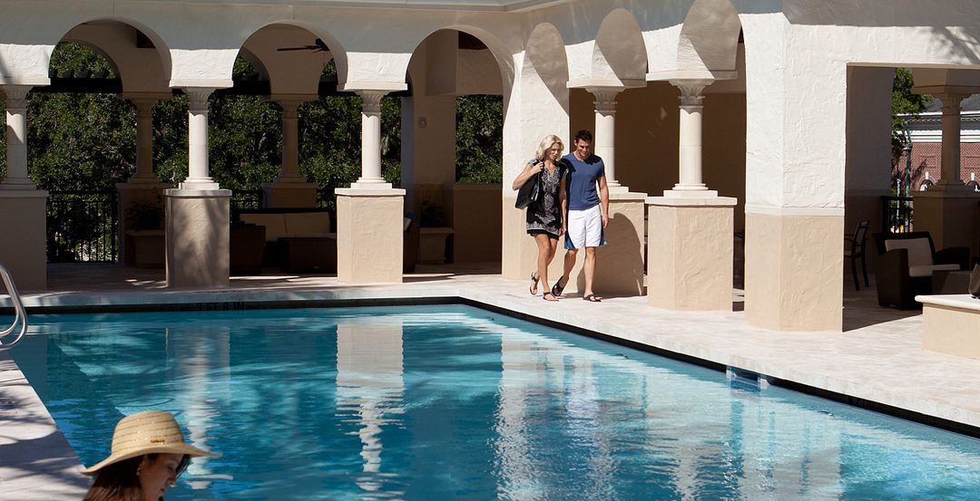 The Pool at The Alfond Inn Is a Refreshing Oasis in the Heart of Winter Park