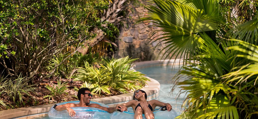 Lazy River at Four Seasons Resort Orlando at Walt Disney World Resort