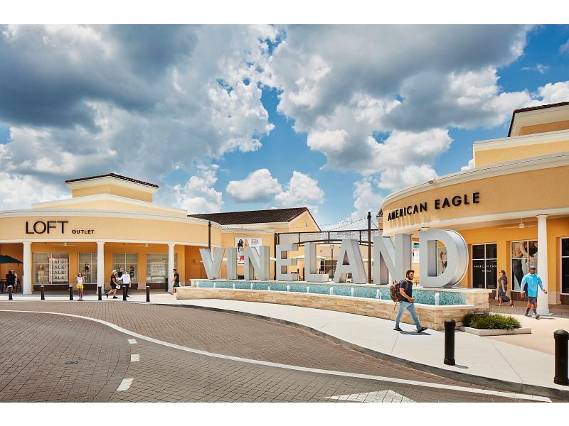 Orlando Shopping Outlets >> Orlando Vineland Premium Outlets