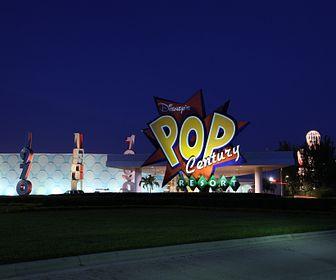 Disney\'s Pop Century Resort