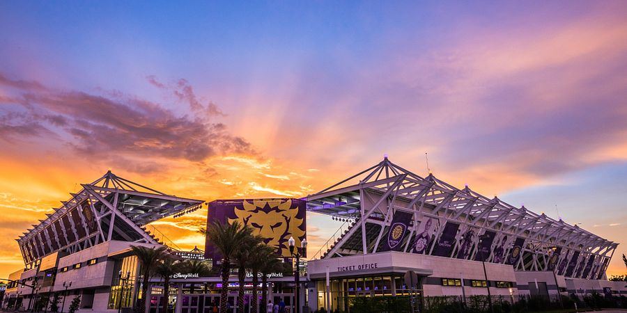 Orlando City Soccer Club's New Stadium