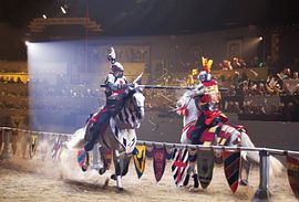 Medieval Times Dinner Show & Tournament