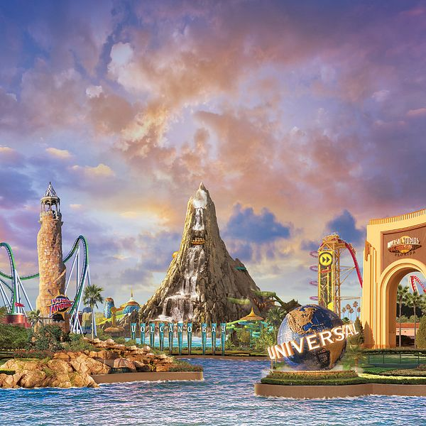Discounted Universal Orlando Resort Tickets