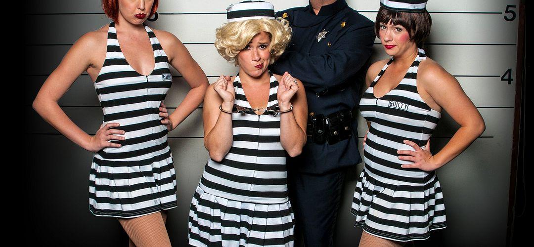 Capone's Dinner & Show jailbirds Orlando