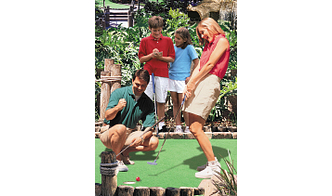 Pirate's Cove Adventure Golf - International Drive