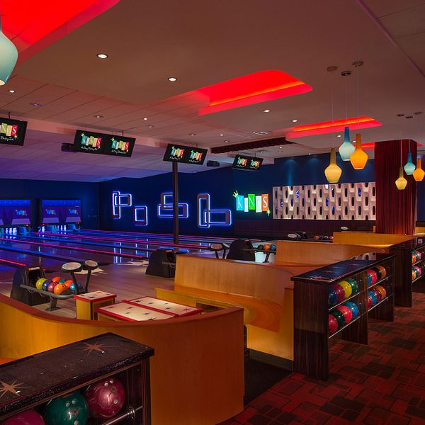 Discounted game and shoe rental at Kings Bowl