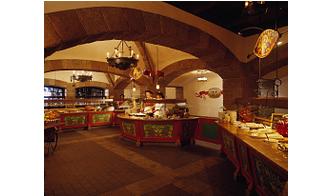 Biergarten Restaurant