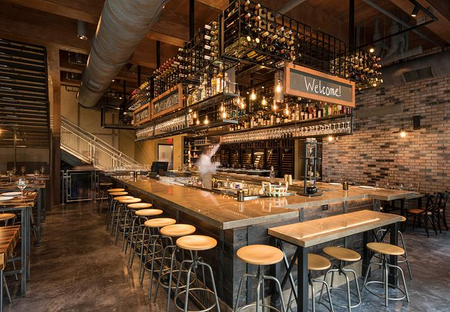 Wine Bar George at Disney Springs in Orlando