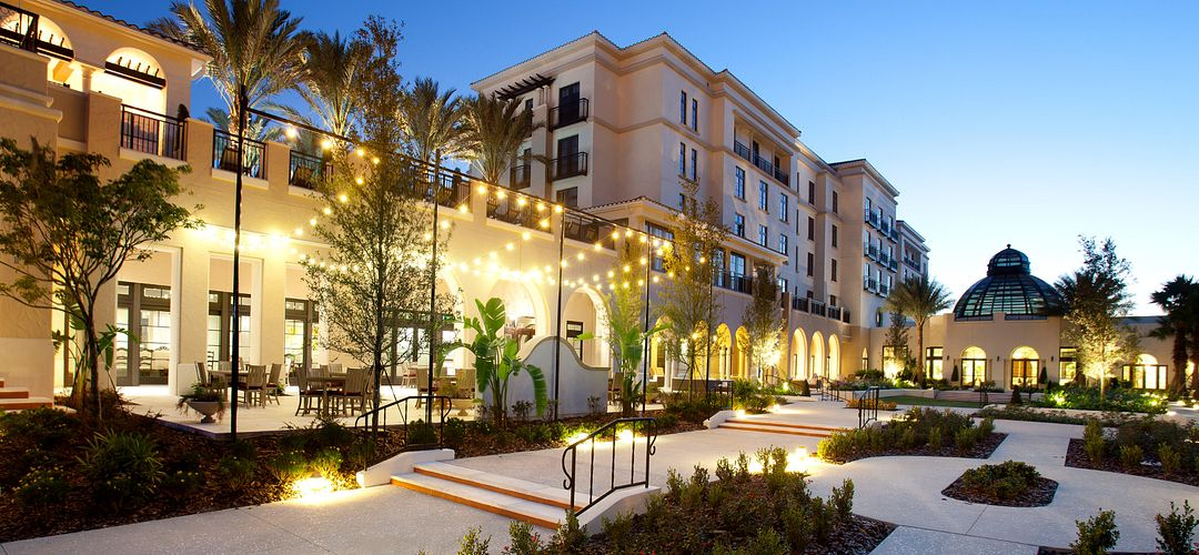 El Exterior de The Alfond Inn