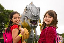 Dinosaur World Adventure