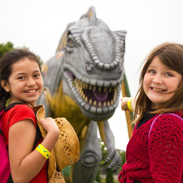 Discounted Dinosaur World Theme Park Tickets
